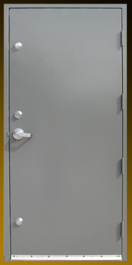 Safe Room Doors