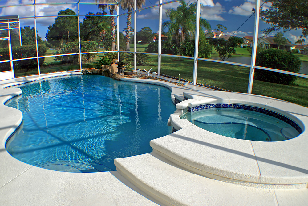 Best insulated concrete forms icf swimming pools for Pool design florida