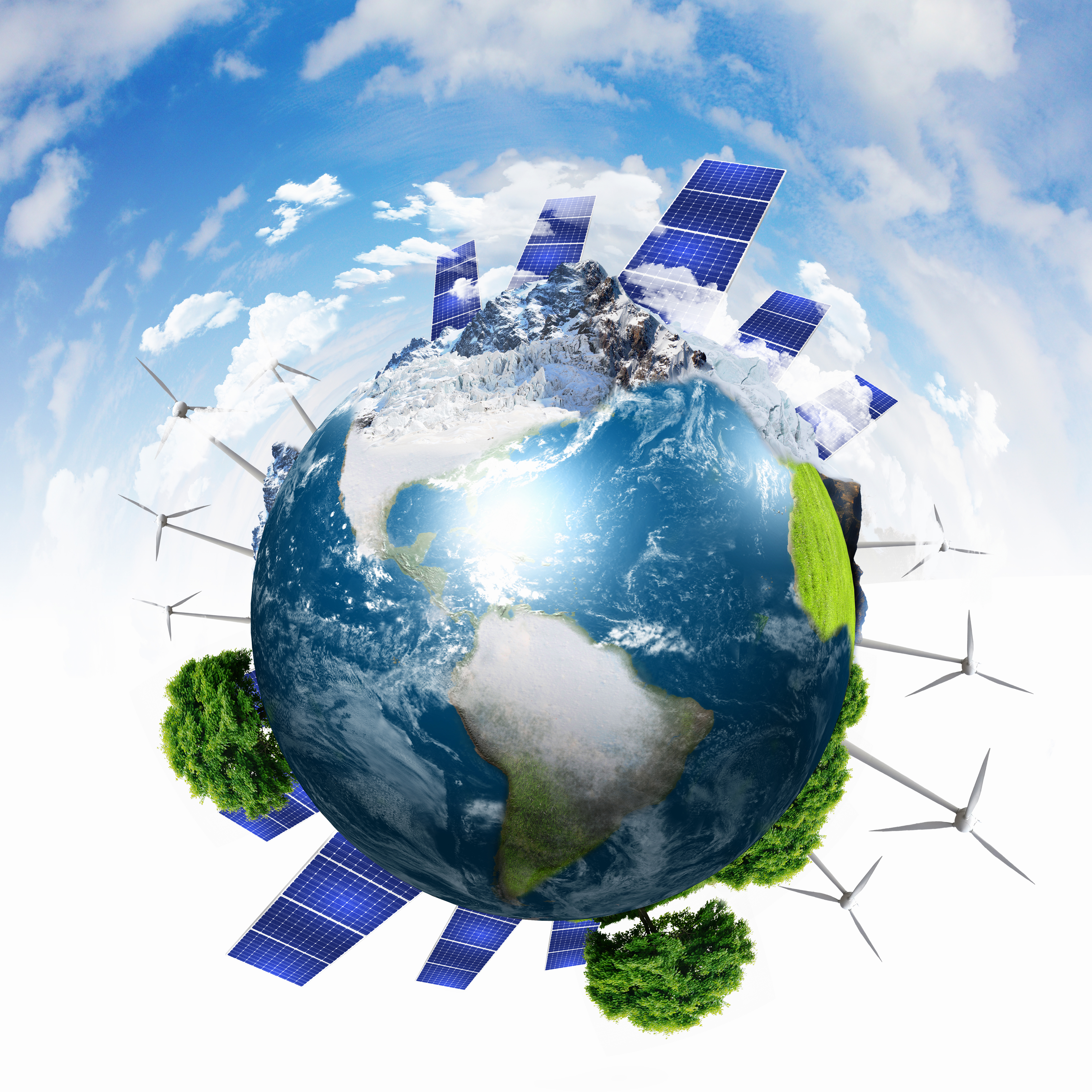 Energy efficient homes solar electricity for Green energy efficient homes