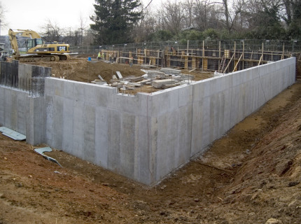 concrete wall forms